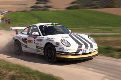 Your Ears Deserve To Hear This Porsche Rally Car!