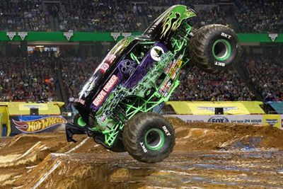 Monster Jam Heading To South Africa In 2019