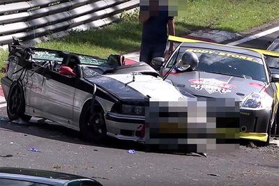 Crash And Fail At The Nurburgring – A Compilation