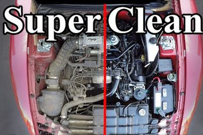In-depth Guide To Cleaning Your Engine Bay