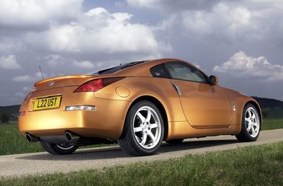 5 Cars That Share An Engine With The Nissan 350Z