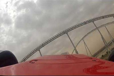 Ferrari Formula Rossa – Fastest Roller Coaster In The World