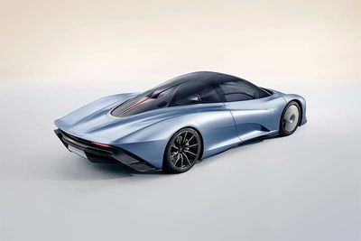McLaren Speedtail – Their Fastest Car Ever