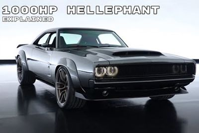 Dodge's New 1000hp 426 Crate Engine – Tagged The Hellephant
