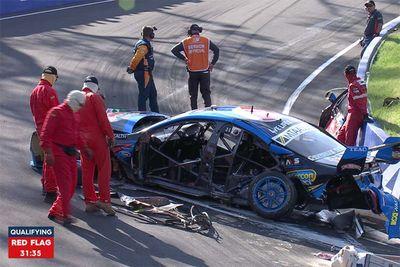 Ozzies Go Buckwild In Their V8 Supercars Races
