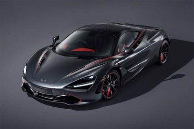 Mclaren Reveals The One-Off 720S Stealth Theme