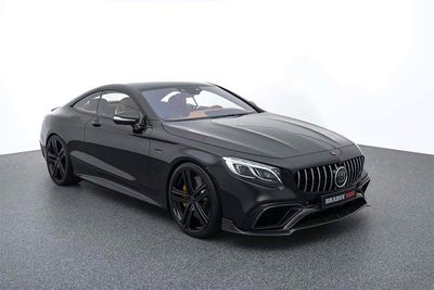 The Brabus 800 S63 Coupe Is A Knockout