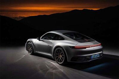 Say Hello To The New Porsche 911 – The 922