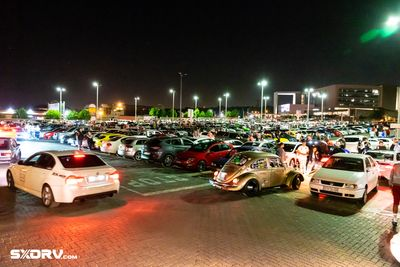 Car Event Organisers, After//Hrs, Host Their Last Event Of 2018 In Centurion