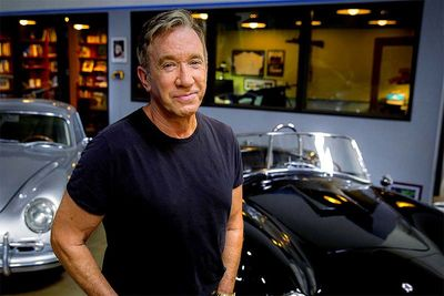 Tim Allen Shows Us His Car Collection