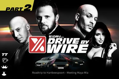 Drive-By-Wire – Part 2 – Road Trip To Hartbeespoort – Meeting Maya Mia – SXdrv