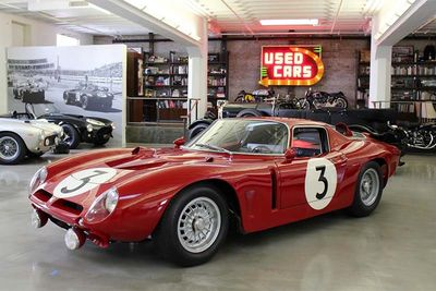 The Bizzarrini That Won Le Mans