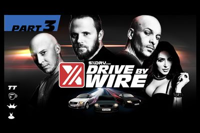Drive-By-Wire – Part 3 – The Ultimate Shot – SXdrv