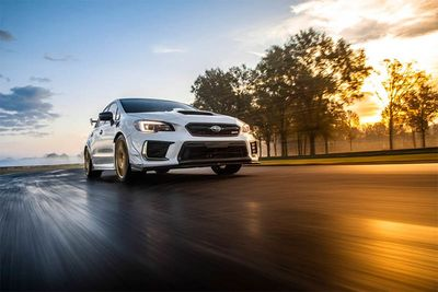Subaru WRX STI S209 Revealed At The Detroit Motor Show