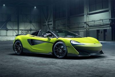 Feel The Wind In Your Hair: The New 2019 McLaren 600LT Spider