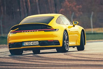 First Impressions Of The Porsche 911 992 By Chris Harris