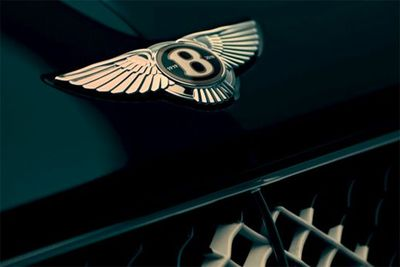 Bentley Teased A Special Edition For Its 100th Birthday