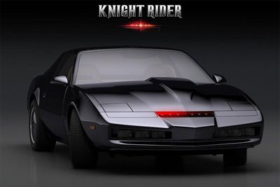 This Knight Rider KITT Replica Is Mind Blowing