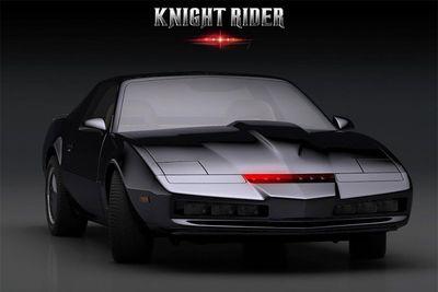 This Knight Rider KITT Replica Is Mind Blowing