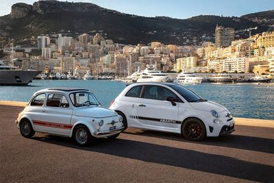 Abarth Celebrates 70 Years With A New Range