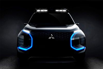 The Mitsubishi Engelberg Tourer Concept Will Be All Electric