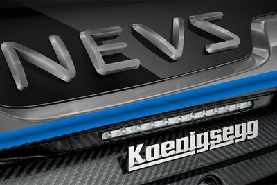 Koenigsegg Partners With NEVS For Electric Tech