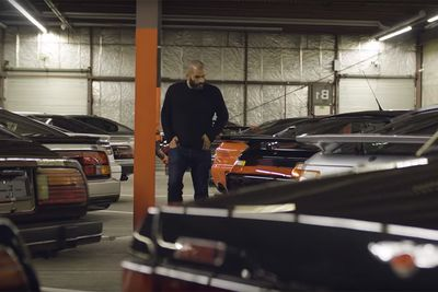 Dream Garage: Chris Harris Explores His