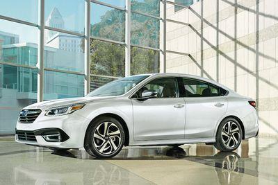 The 2020 Subaru Legacy Is Getting A Turbocharger... Again!