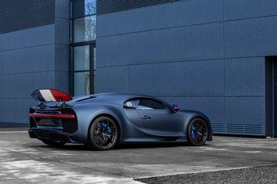 Bugatti Reveals 110th Sport Special Anniversary Edition Chiron