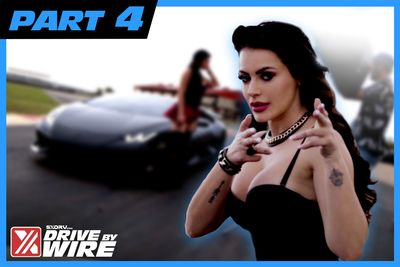 Drive-by-wire – Part 4 – Shoot Day With Maya Mia – Sxdrv