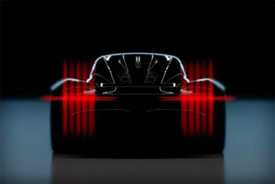 LaFerrari-fighter: Aston Martin 003 Hypercar Confirmed