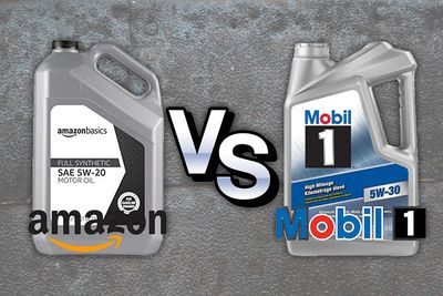 Is AmazonBasics Full Synthetic Motor Oil Better Than Mobil 1?