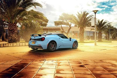 Pogea Racing Gives Us The Alfa Romeo 4C Zeus