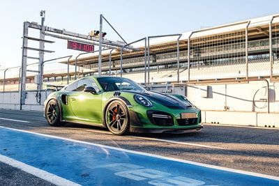 Porsche 911 Turbo GTstreet RS By TechArt Pumps Out 770bhp