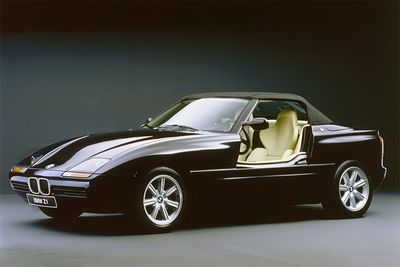 BMW Z1: The Weirdest BMW You Probably Haven't Heard Of