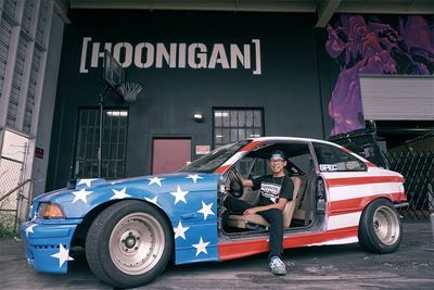 The Hoonigan Sh*tcar Gets An eBay Turbo