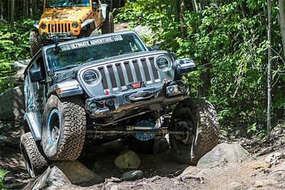 Like Off-Roading? Here's The Ultimate Adventure 2018