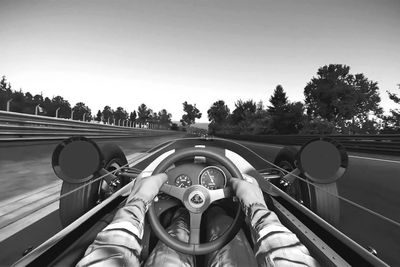 F1 Steering Wheels Through The Ages