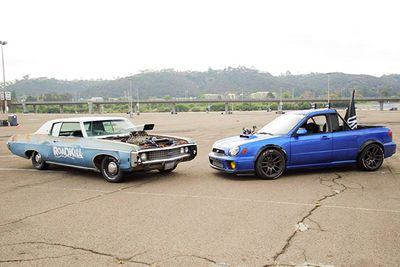 Mighty Car Mods VS Roadkill – Ozzie/USA Showdown