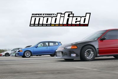 The World's Greatest Drag Race With Modified Civics!