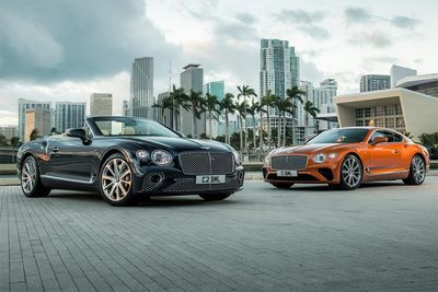 Revealed: Bentley Continental GT V8 Coming Soon