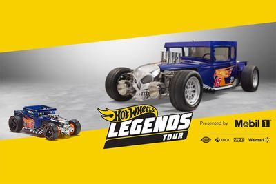 It's Time For The Hot Wheels Legends Tour 2019