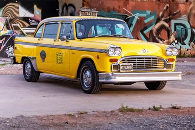 Cape Town's Hollywood Taxi Has A Deep History