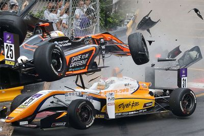 Some Of The Biggest Racing Crashes Of 2018