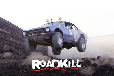 Finding The Best Dirt Car Ever With Roadkill