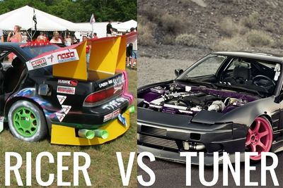 Ricer VS Tuner – A Hilarious Comparison