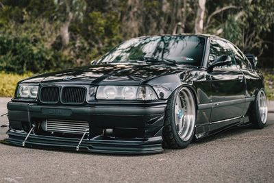 Wrecked BMW E36 M3 – Turning A Junker Into A Stunner
