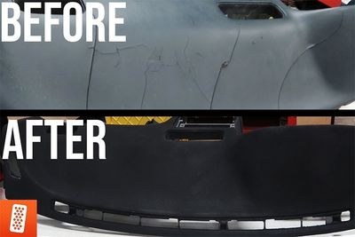 Learn How To Restore A Cracked Dashboard
