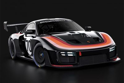 Get Your New GT2 RS-Based Porsche 935 Sporting An Historic Livery