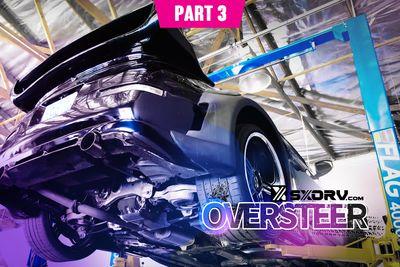Nissan 350Z Project Car Tokyo Drift | OverSteer – Part 3